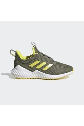 adidas FORTARUN K Haki Erkek Çocuk Sneaker Ayakkabı 101117751