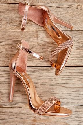 Bambi Rose Kadın Abiye Ayakkabı L0501802339
