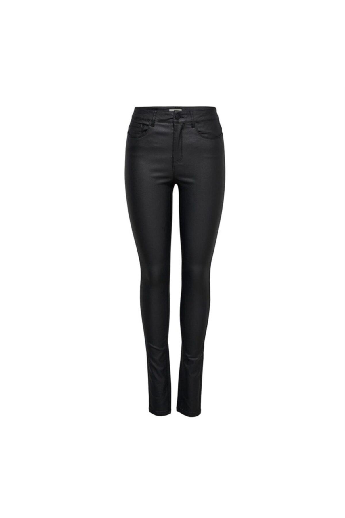 Only 15151791 Kadın Pantolon Sıyah 1