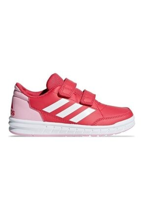 adidas ALTASPORT CF Pembe Kız Çocuk Kalın Tabanlı Sneaker 100575682