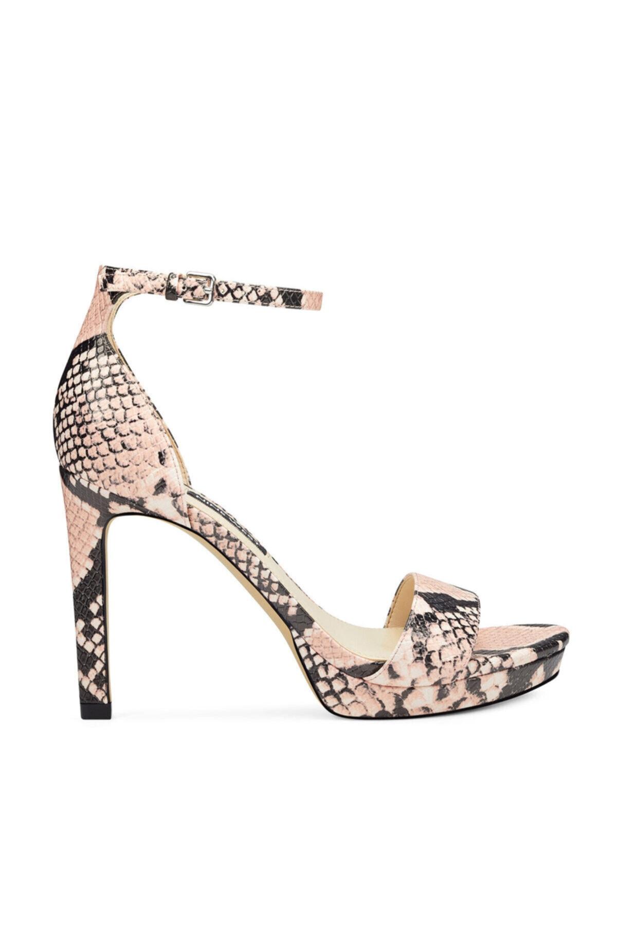 Nine West EDYN Pembe Kadın Topuklu Ayakkabı 100578630 1
