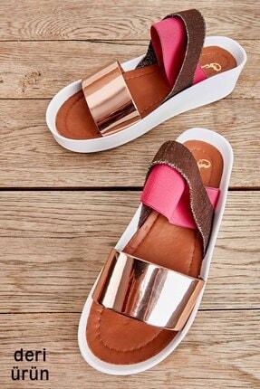 Bambi Rose Kadın Sandalet L0515131039