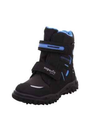 Superfit Unisex Çocuk Siyah Bot 809080-00