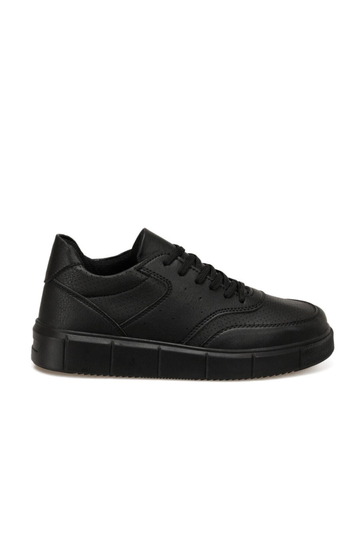 FORESTER EC-2008 Siyah Erkek Kalın Tabanlı Sneaker 101015660 2