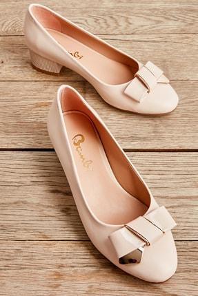 Bambi Bej Kadın Ayakkabı L0501481009