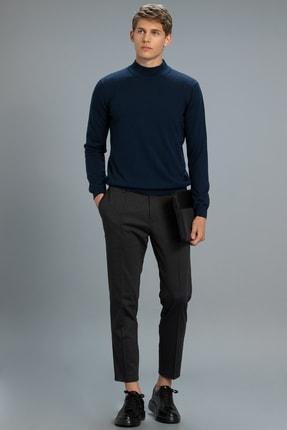 Lufian Kraf Smart Chino Pantolon Tailored Fit Antrasit