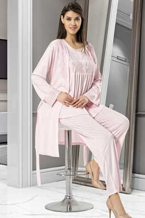 Xses 4001 Pijama 3'lü Takım