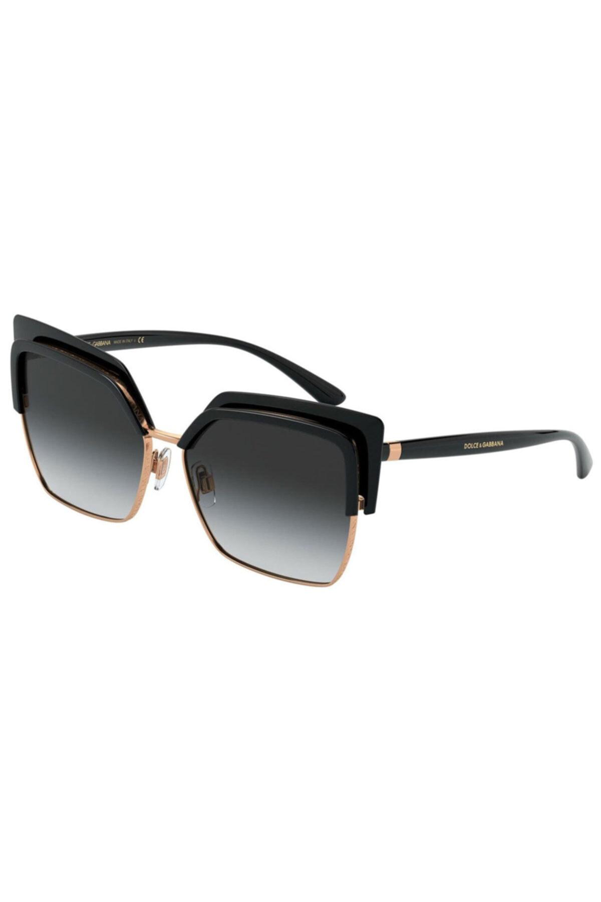 Dolce Gabbana Dg6126 501/8g 60 Bayan Güneş Gözlüğü 1