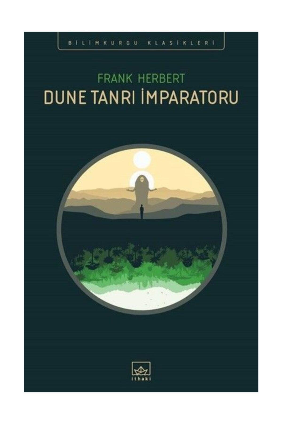 İthaki Yayınları Dune Tanrı Imparatoru Frank Herbert 1