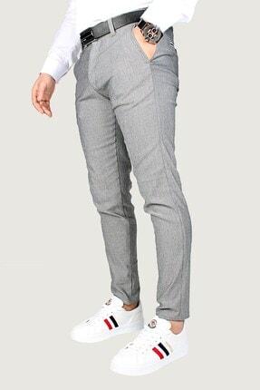 Terapi Men Erkek Keten Pantolon 8k-2200174-007 Gri