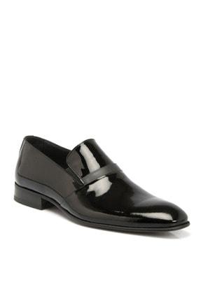 Tergan Siyah Deri Erkek Ayakkabı 54281a07
