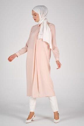 Armine Tunik Elbise 19ya4904 Pudra