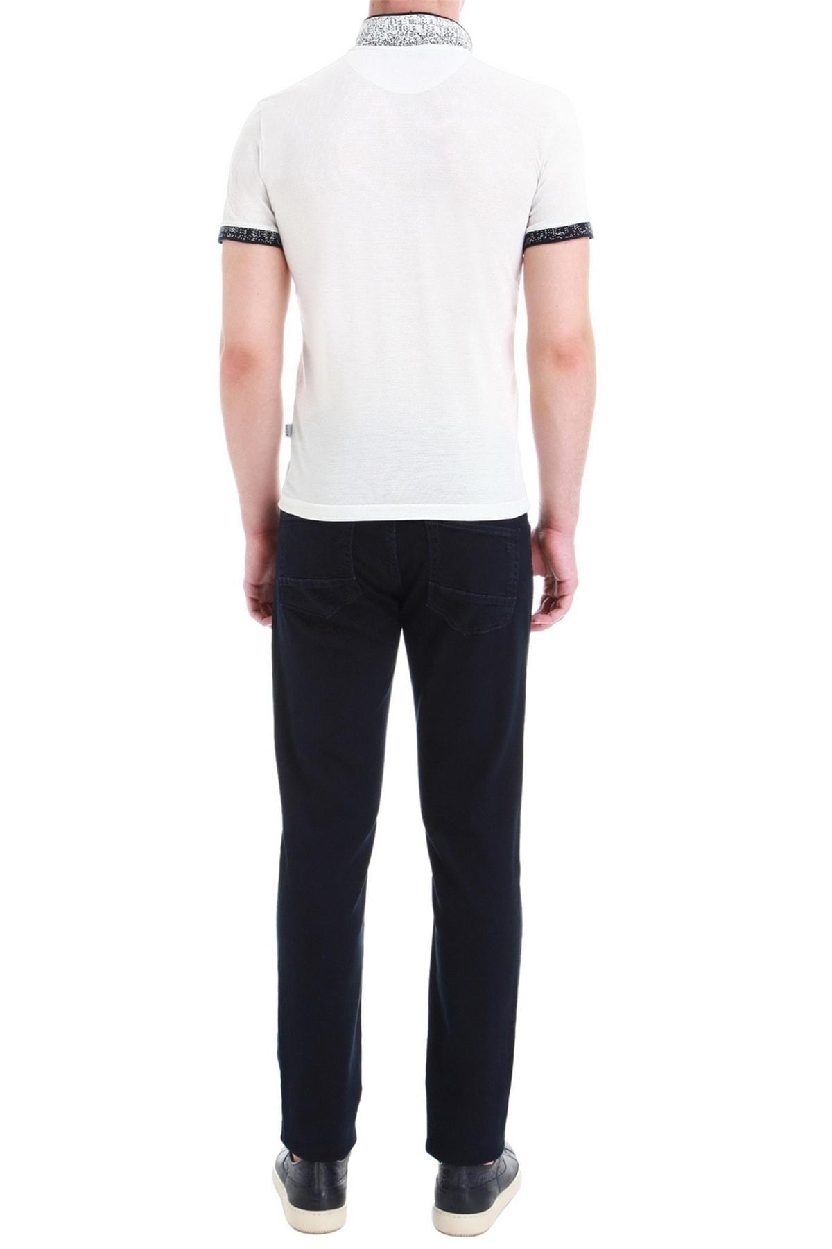 Efor 035 Slim Fit Lacivert Jean Pantolon 2