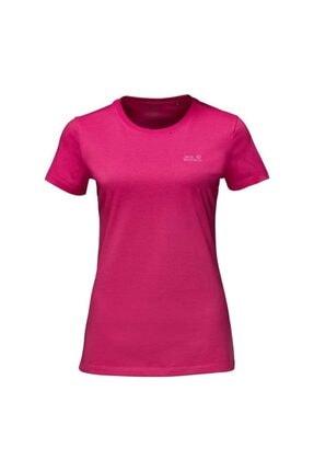 Jack Wolfskin Essential Kadın T-shirt - 1805791-2145