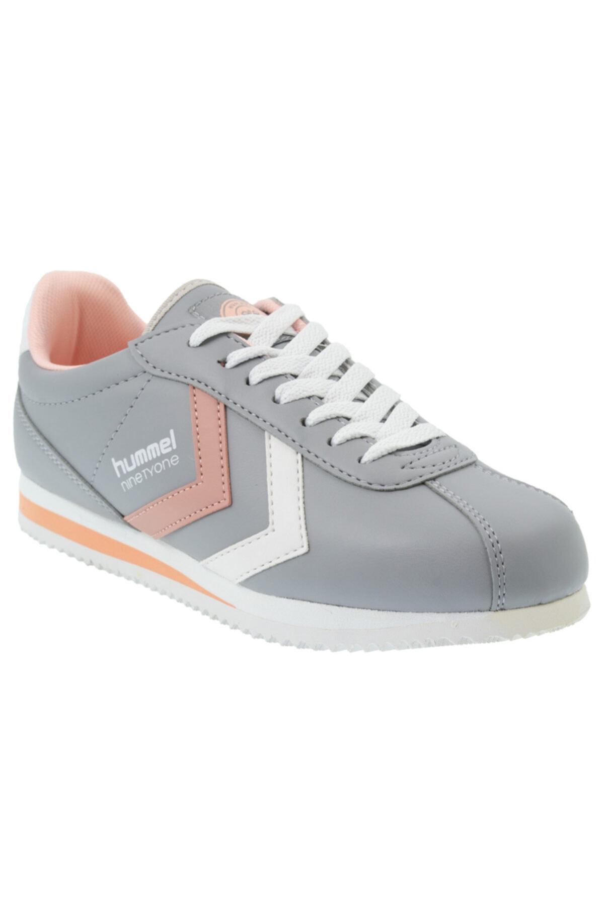 HUMMEL Ninetyone Unisex Gri Günlük Ayakkabı 208687-2003 2