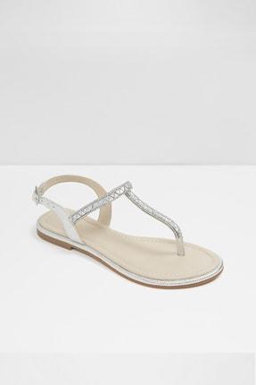 Aldo Sheeny - Gümüş Kadın Sandalet