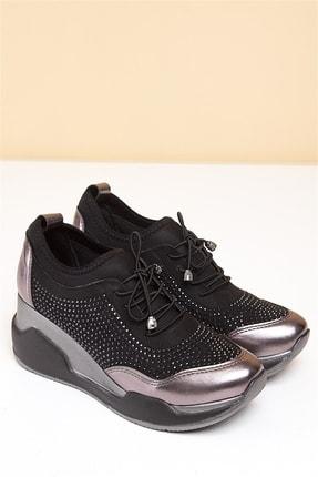 Pierre Cardin PC-30216 Platin Kadın Spor Ayakkabı