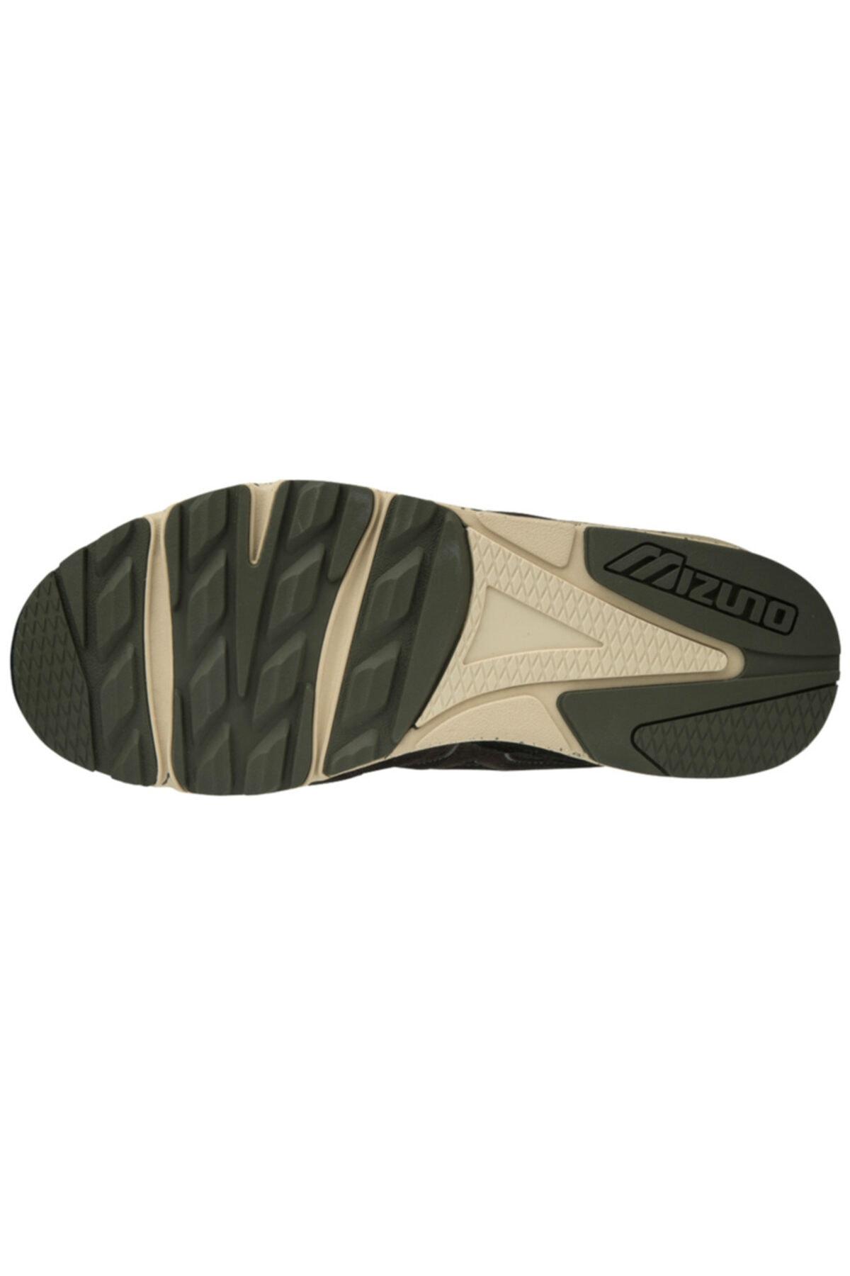 MIZUNO Sky Medal Wild Nordic Unisex Günlük Giyim Ayakkabısı Kahverengi / Yeşil 2