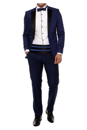 Efor Erkek Lacivert Slim Fit Takım Elbise