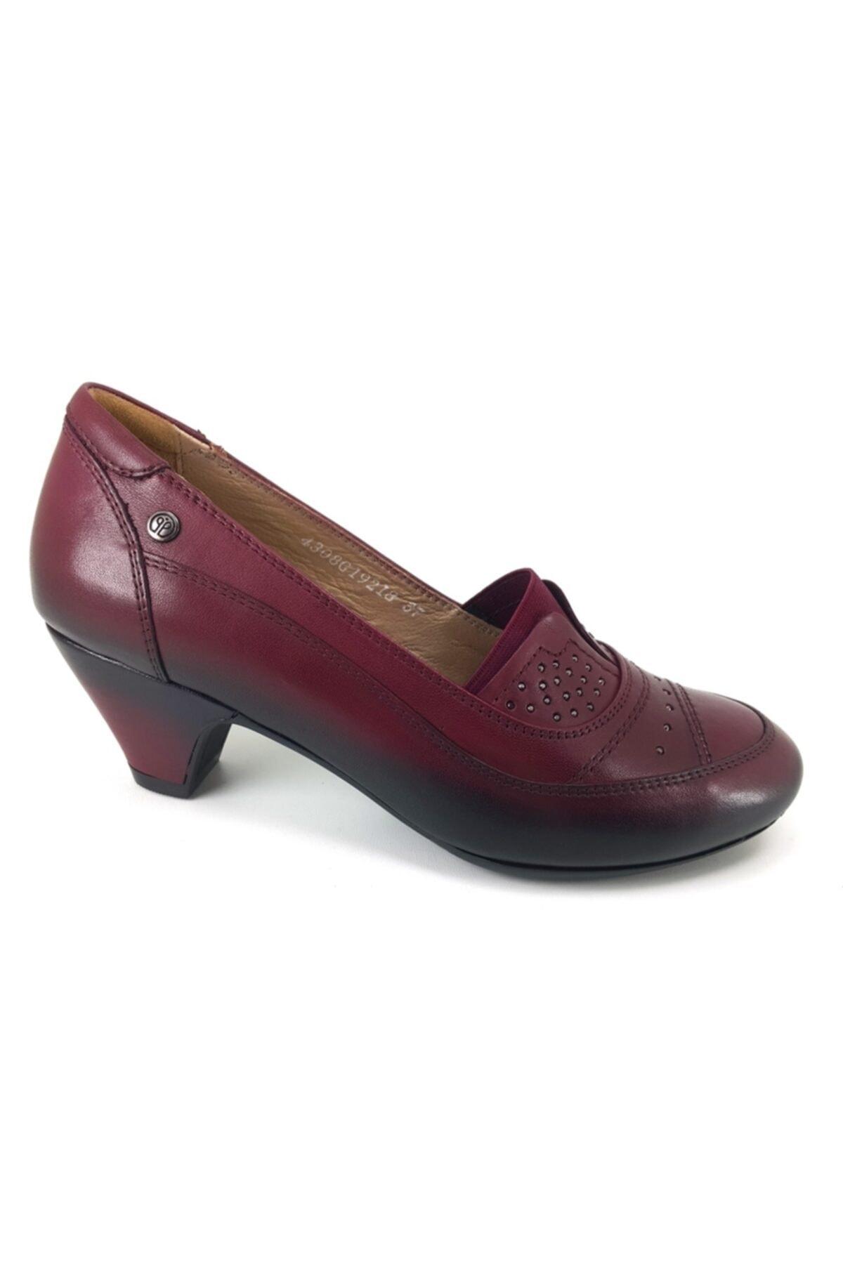 Forelli 19218 Ortopedik Günlük Bayan Ayakkabı 2