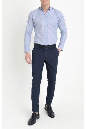 Efor P 1062 Skınny Lacivert Spor Pantolon