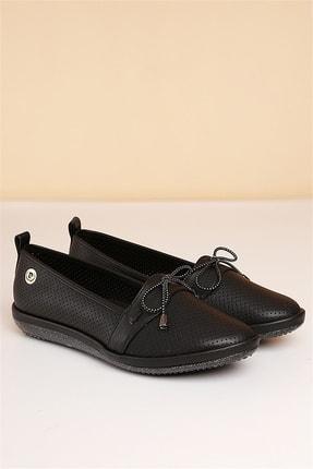 Pierre Cardin PC-50091 Siyah Erkek Ayakkabı