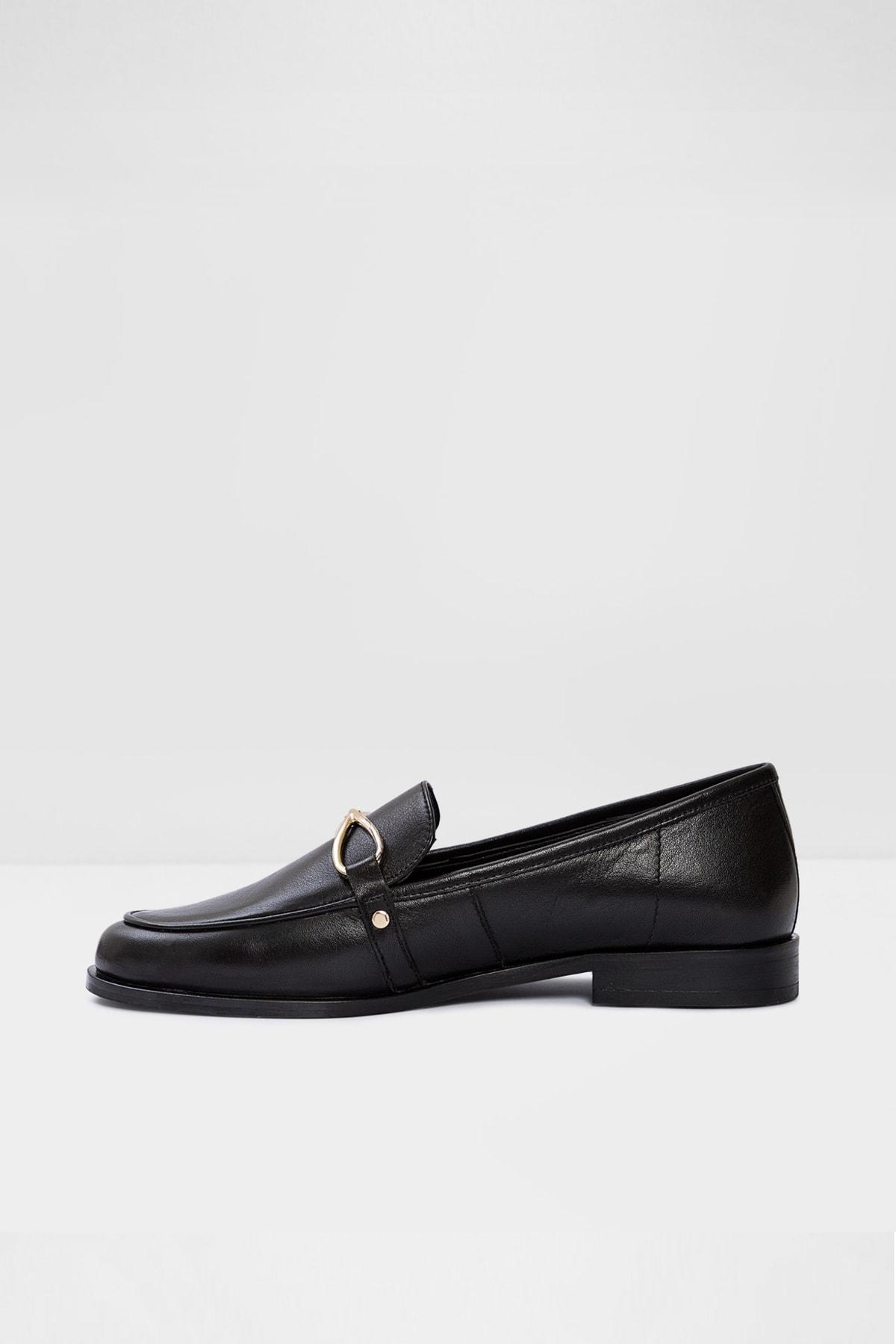 Aldo Afaucıa-tr - Siyah Kadın Loafer Ayakkabı 2