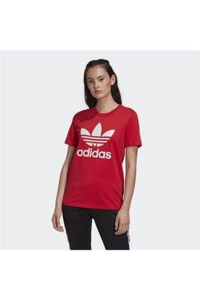 adidas Fm3302 Trefoıl Tee Kadın Tişört Giyim