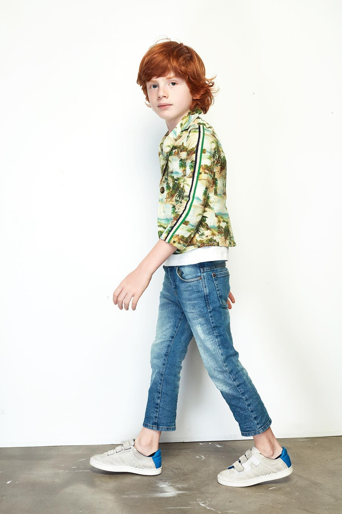 Nebbati Erkek Çocuk Jean Pantolon 19ss1nb3211 1