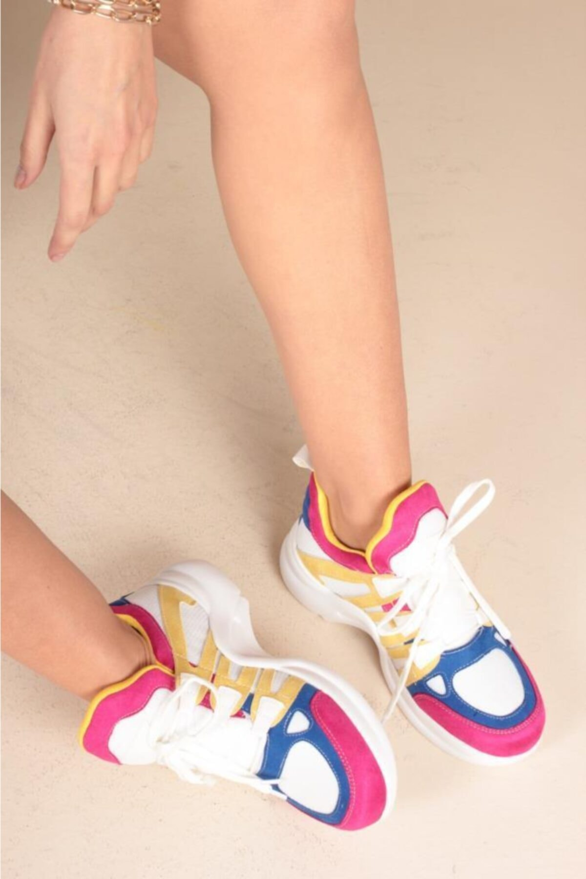 İnan Ayakkabı Bayan Sneaker 1