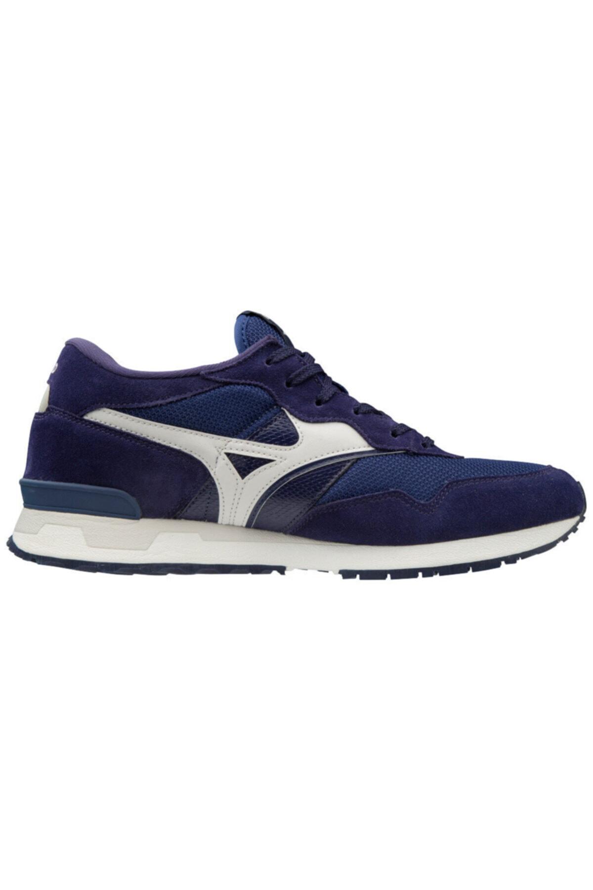 MIZUNO Genova 87 Unisex Günlük Giyim Ayakkabısı Lacivert 2