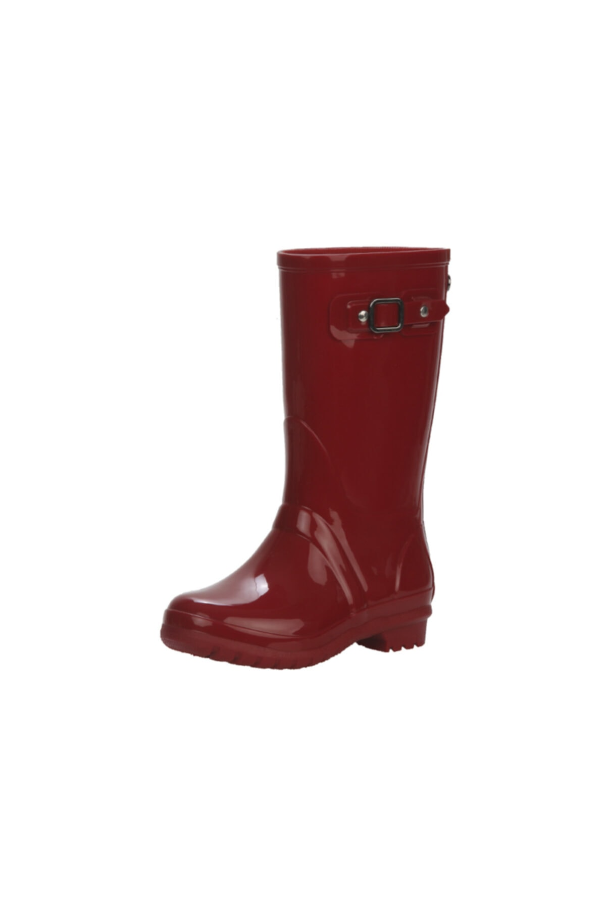 IGOR Kadın Kırmızı Uzun Yağmur Çizmesi 2