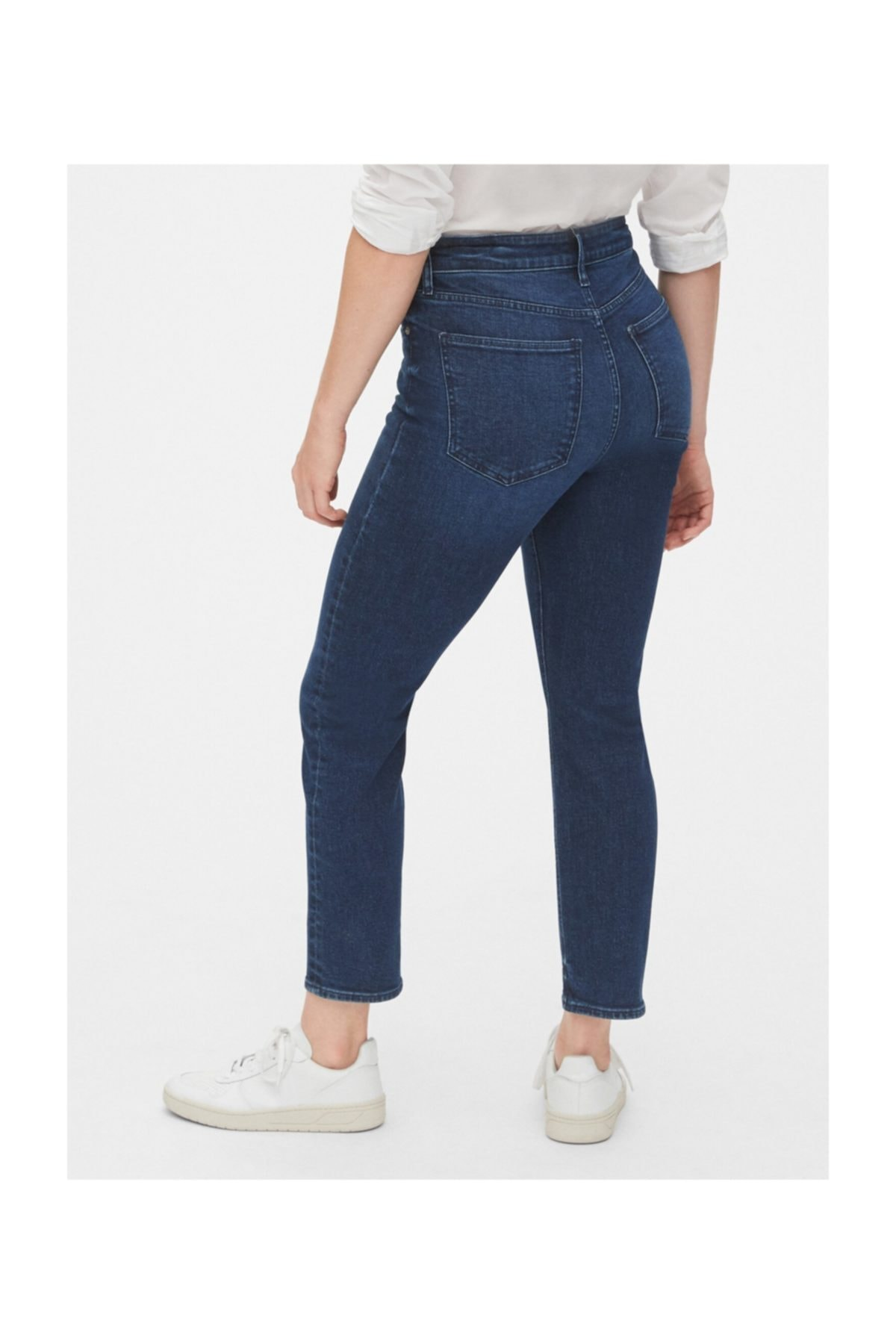 GAP High Rise Cigarette Jean Pantolon 2