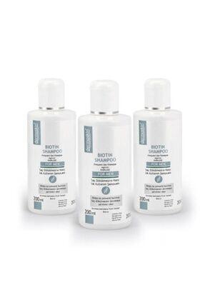 Dermoskin Biotin Şampuan Erkek 3 Al 2 Öde Avantajlı Paket