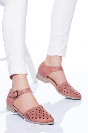 Ayakkabı Frekansı Judes Babet Ayakkabı Pudra Süet