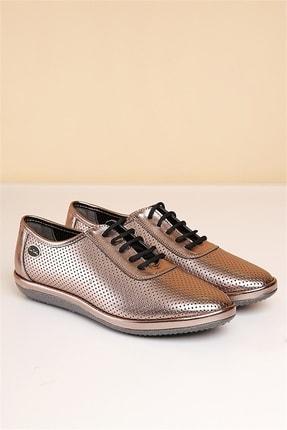 Pierre Cardin Pc-50104 Platin Kadın Ayakkabı