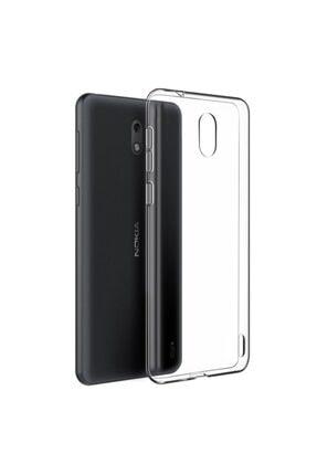 Nokia 2 Kılıf Soft Silikon Şeffaf Arka Kapak