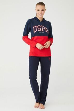 U.S POLO Kadın Lacivert Ev Giyim