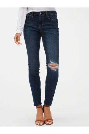 GAP Mid Rise Legging Jean Pantolon