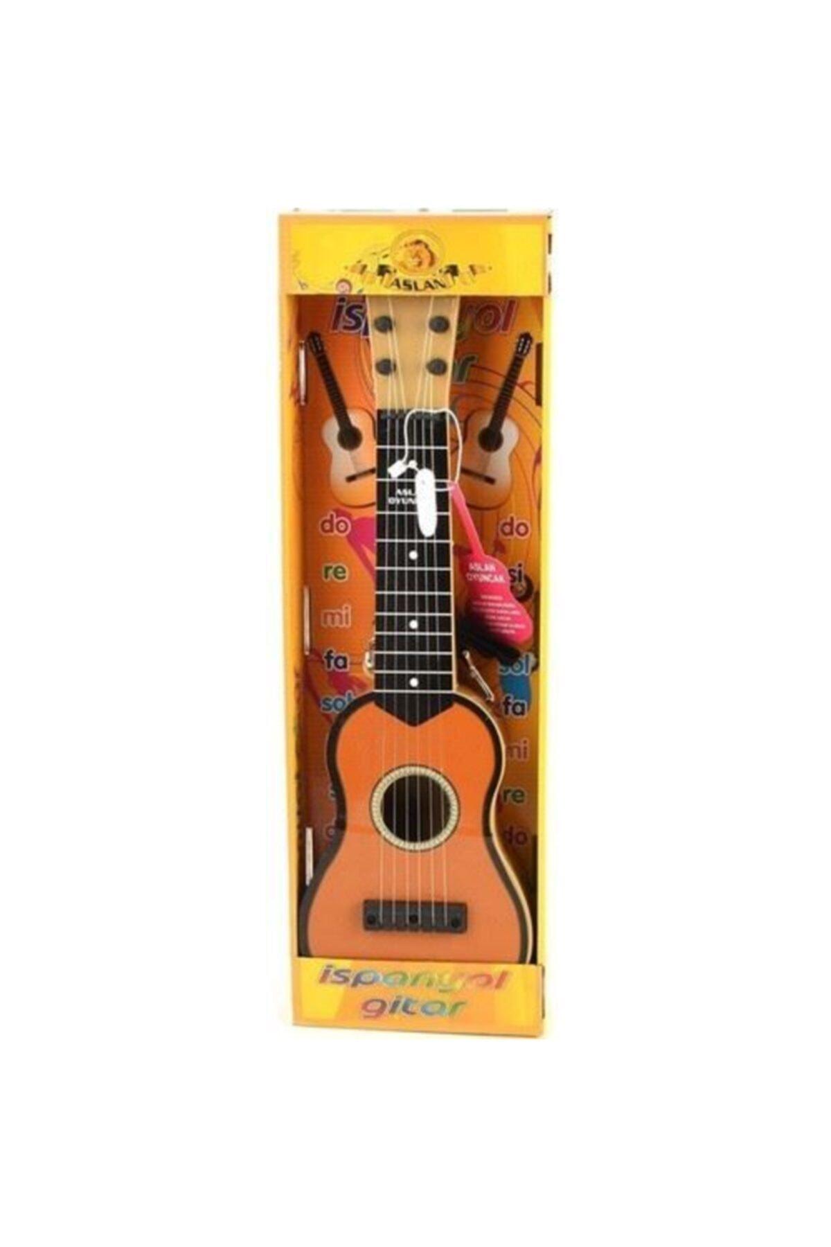aslan oyuncak Ispanyol Gitar 2