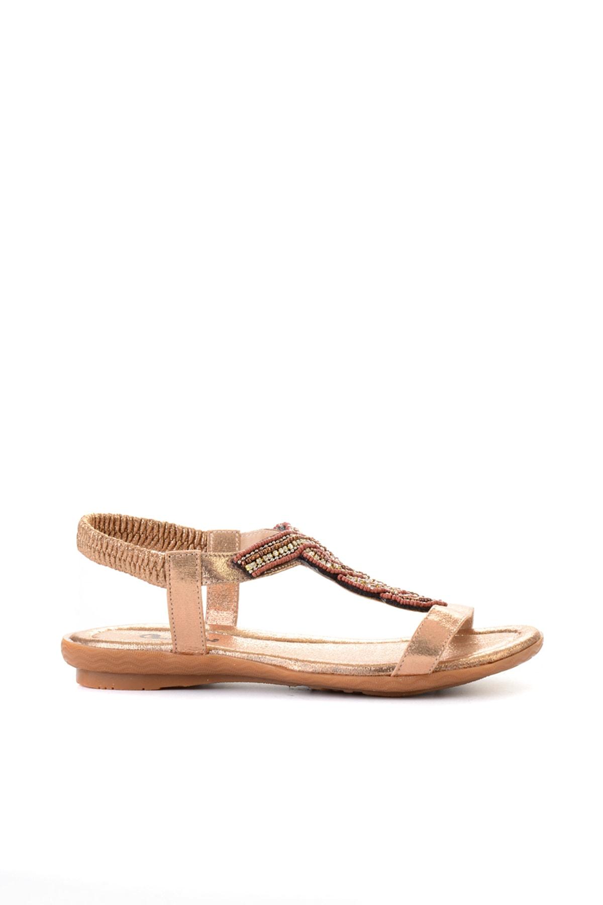 Bambi Rose Kadın Sandalet L0625014878 2