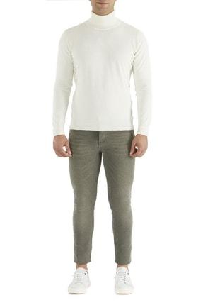 Efor 022 Slim Fit Haki Jean Pantolon