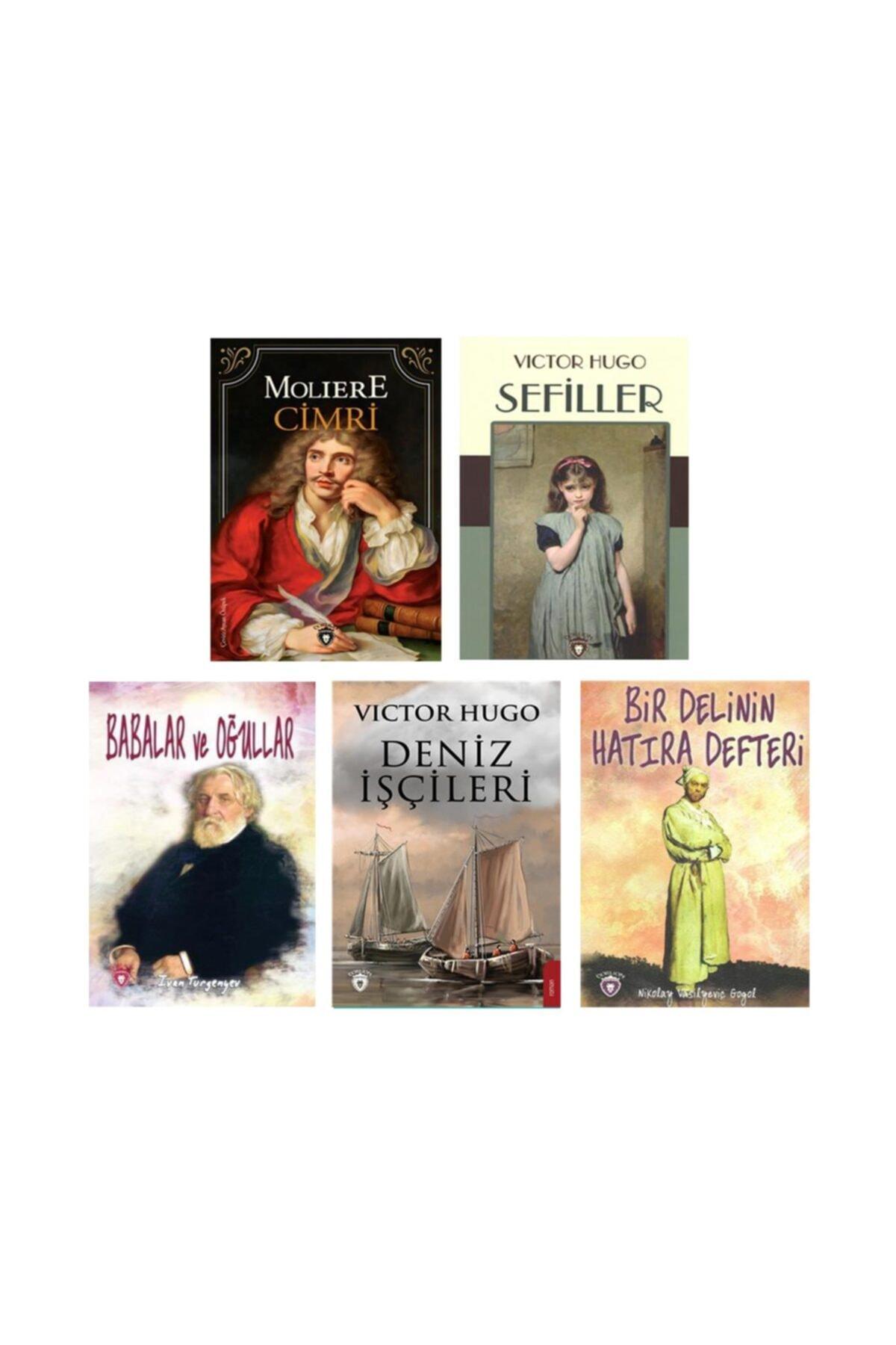 Dorlion Yayınevi Dünya Klasikleri 5 Kitap 1