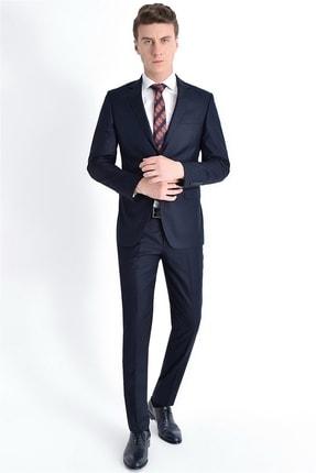 Efor 035 Slim Fit Lacivert Altro Takım Elbise