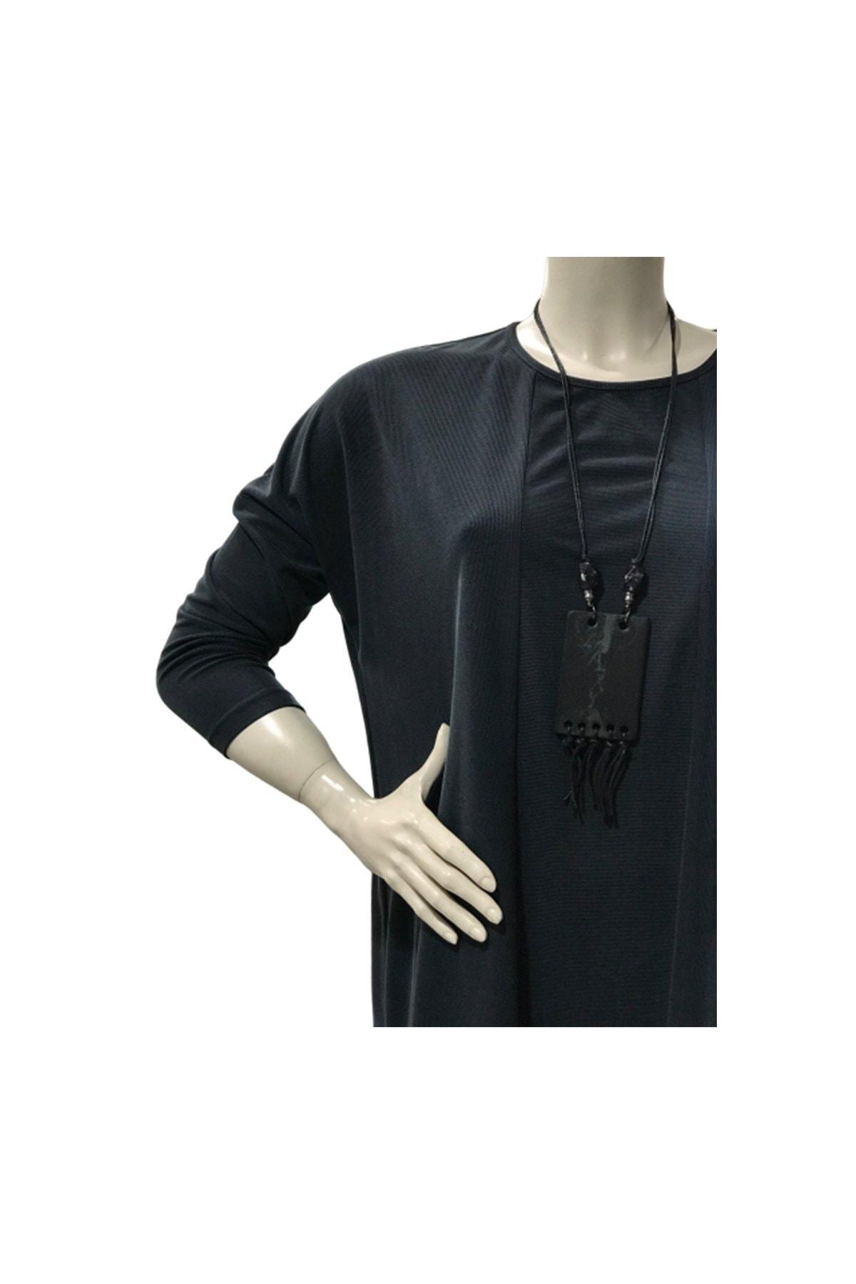 Femina Kadın Triko Bluz 2