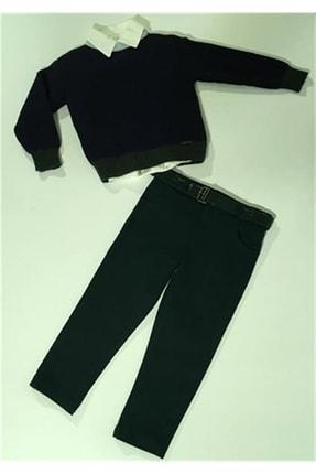 MonaRoza Erkek Takım 16116 Erkek Çocuk Giyim