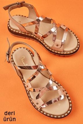 Bambi Pudra/rose Kadın Sandalet L0689000503