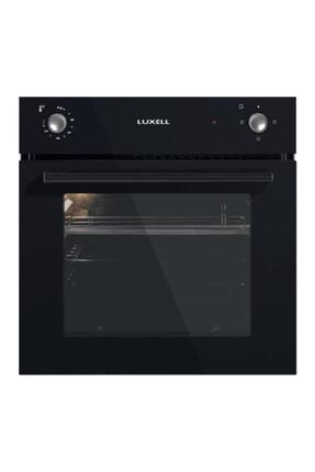Luxell A6-s2 Siyah Ankastre Fırın