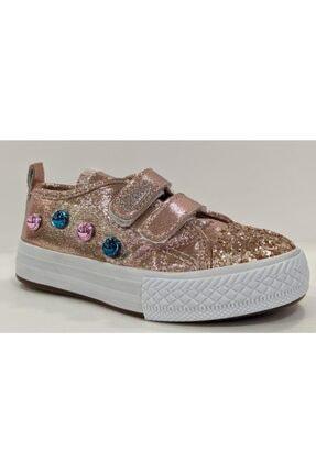 MP M.p 201-3045bb Simli Cırtlı Kız Çocuk Spor Ayakkabı