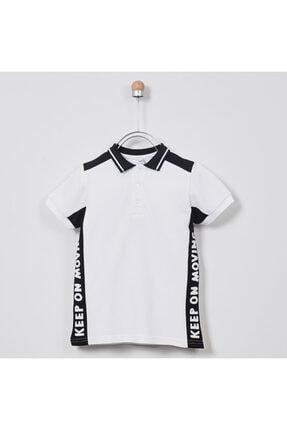 Panço Erkek Çocuk Pike T-shirt 2011bk05018